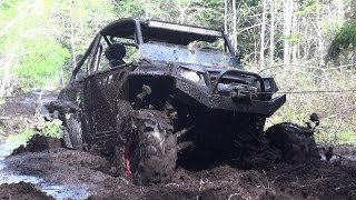 Monster RZR Breaks Reverse Chain