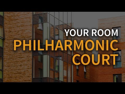Philharmonic Court - Your Room Guide