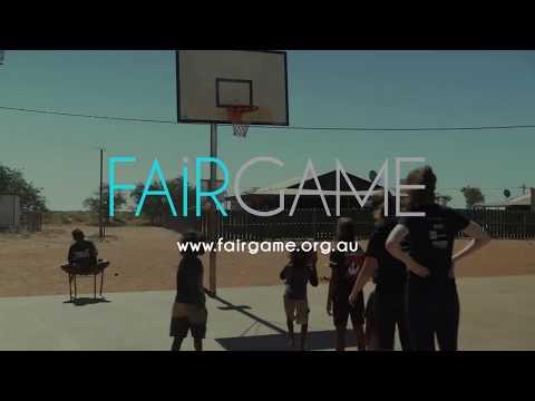 Qantas Regional Grants Program and FairGame Australia
