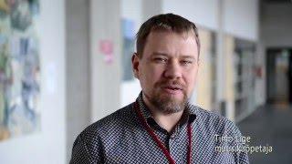 Timo Lige, konverentsil