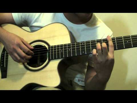 How To Play: Flaming by Sungha Jung (Part 1)