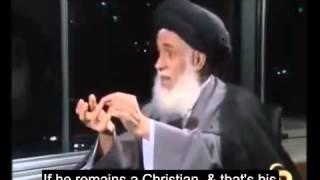 Islamic Scholar Outlines Islam
