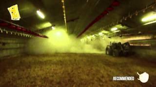 Mistral điều hòa chất độn chuồng: ứng dụng trong chăn nuôi gia cầm -- máy hỗ trợ