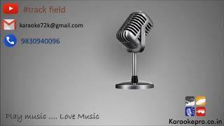 Saaz-E-Dil Chhed De Karaoke - Mhd. Rafi & Lata -Film-Passport