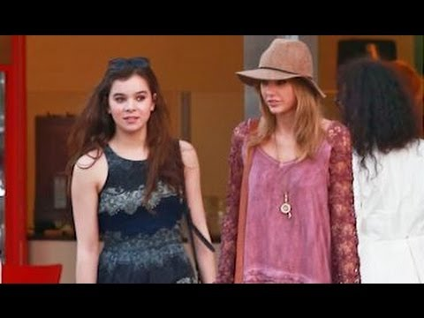 Taylor Swift and Hailee Steinfeld Shopping Date!