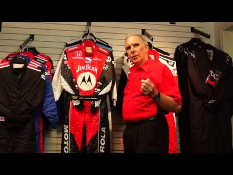 How To Order A Custom Made Auto Racing Suit