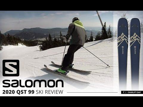 Salomon Skins QST 99 Glued