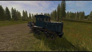 fS17.Как распахать заросшие травой поля с помощью курсплея