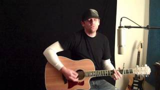 Hard to love - Lee Brice - (Derek Cate Cover) Acoustic