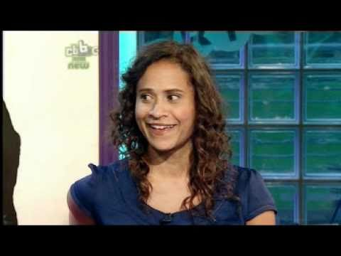 Angel Coulby at TMI Friday