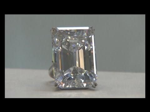 100 CARAT DIAMOND