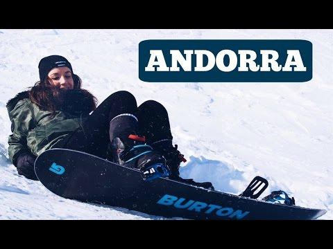 #VLOG 3 DÍAS EN ANDORRA | ¿Nos hemos caído haciendo snowboard?