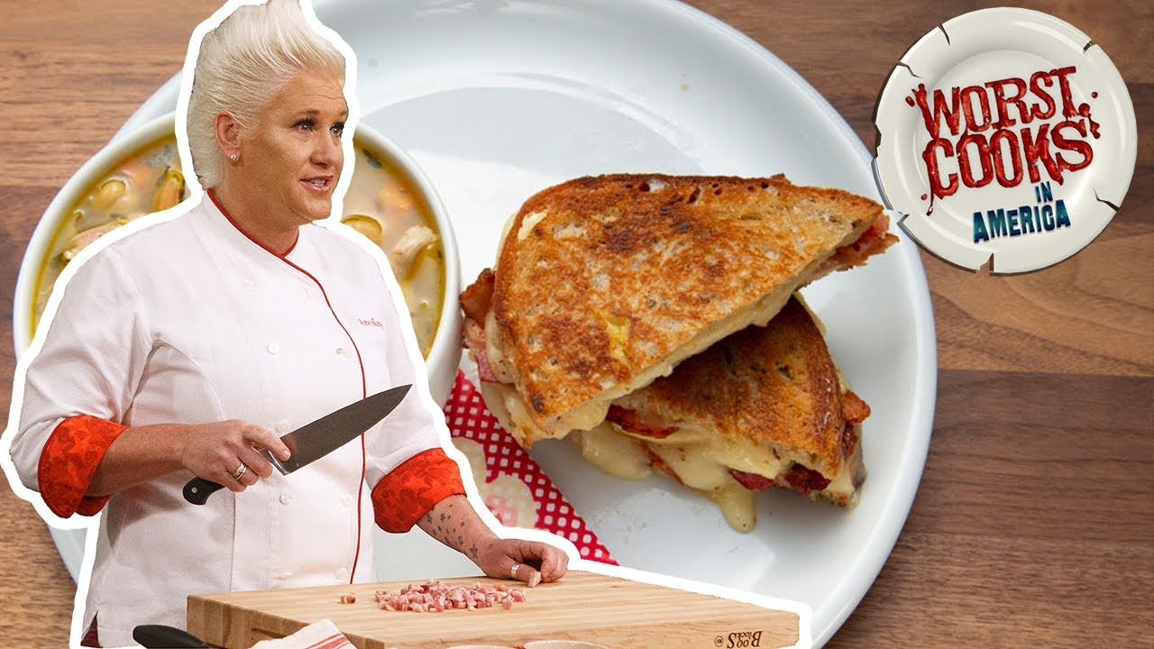 Food Network Star Anne Burrell Is Engaged
