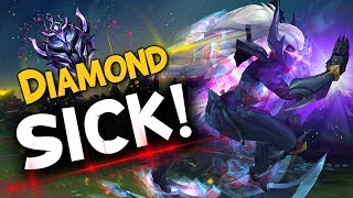 SICK ANIMATION CANCEL! | Hype Montage on DIAMOND ELO!