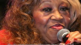 American blues singer Denise LaSalle died After suffering from