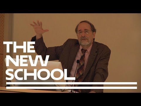 Lawrence Weschler | Race in the U.S. | A free public course at The New School