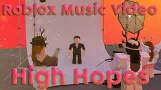 High Hopes - Panic! at the Disco (Roblox Music Video)