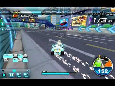 Zing speed - siêu trôi dạt
