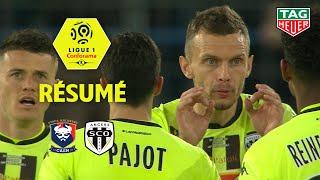 SM Caen - Angers SCO ( 0-1 ) - Résumé - (SMC - SCO) / 2018-19