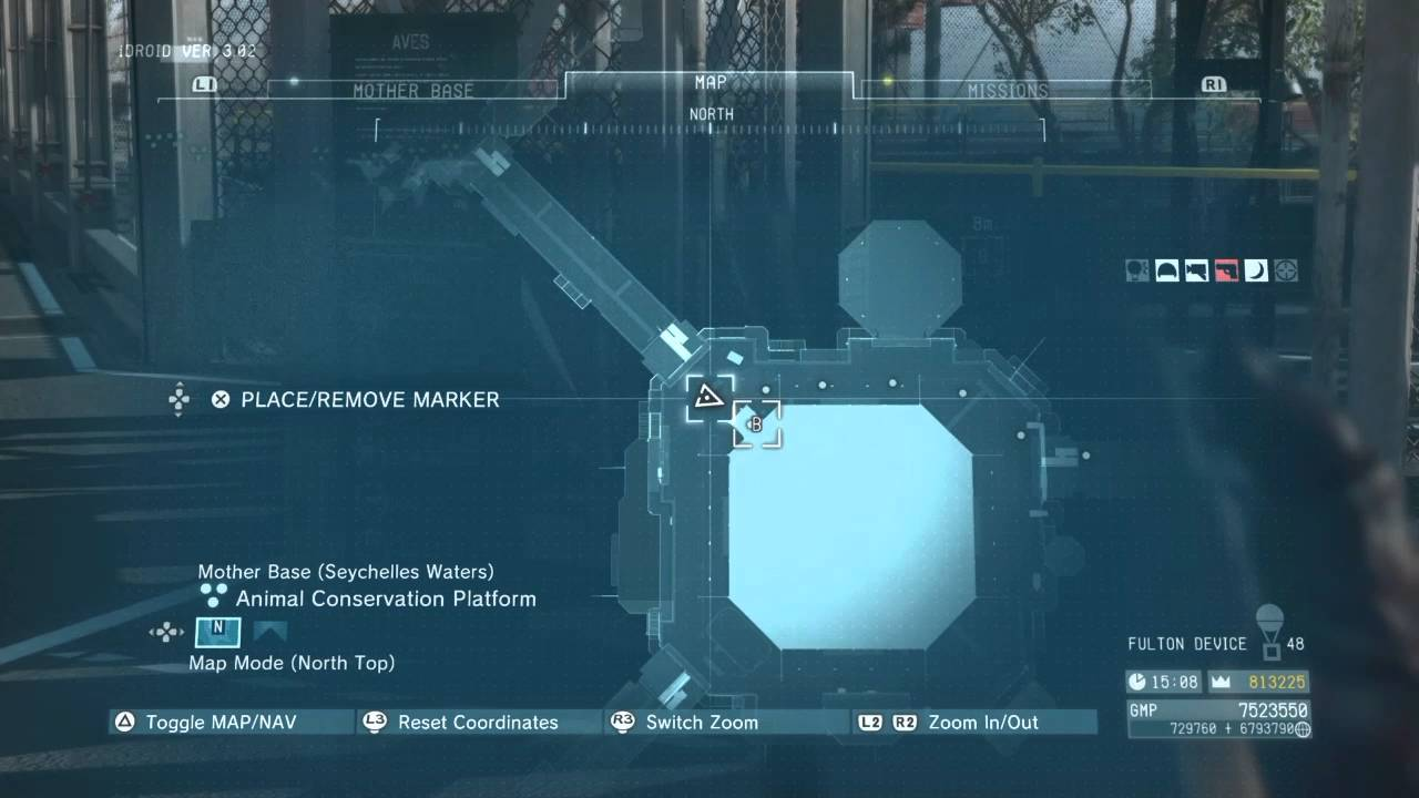 Mgs5tpp Challenge Fulton Recovery Device Sheep Emblem Youtube