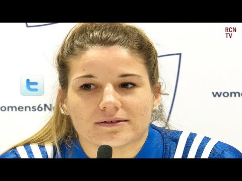 France Gaelle Hermet Interview Woman's Six Nations 2018