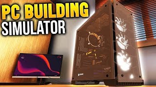 Fixing Dirty Computers - PC Building Simulator