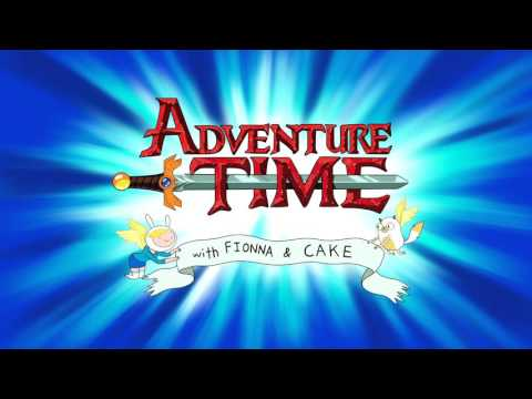 Adventure Time - Fionna and Cake - Opening Theme (English - HD)