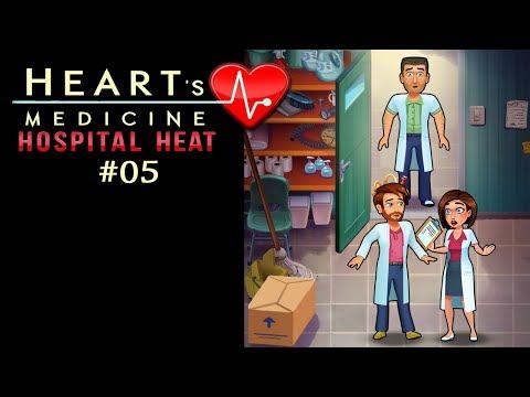 HEART'S MEDICINE: HOSPITAL HEAT • #05 - Erwischt!   Let's Play