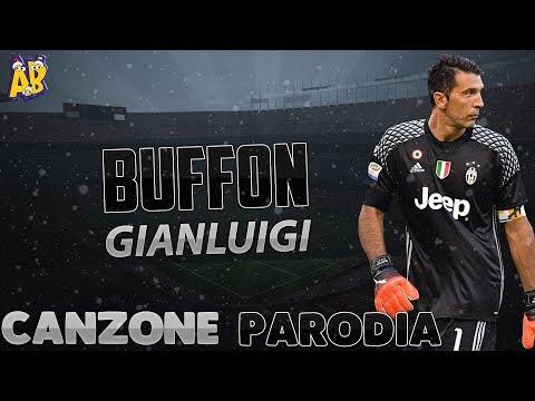 Canzone Buffon Addio alla Juventus - (Parodia) Sigla - L'incorreggibile Lupin
