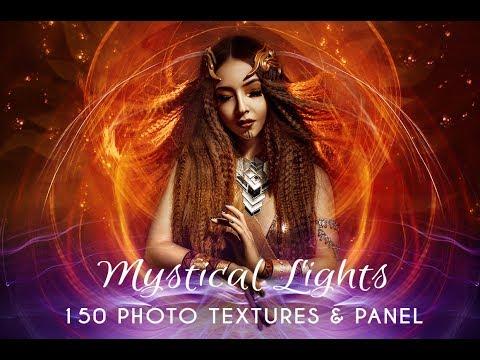 Mystical Lights - 150 Photo Textures & Panel