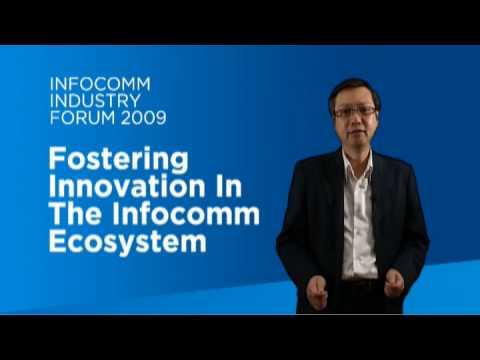 Infocomm Industry Forum 2009, 30 Nov, Suntec Singapore