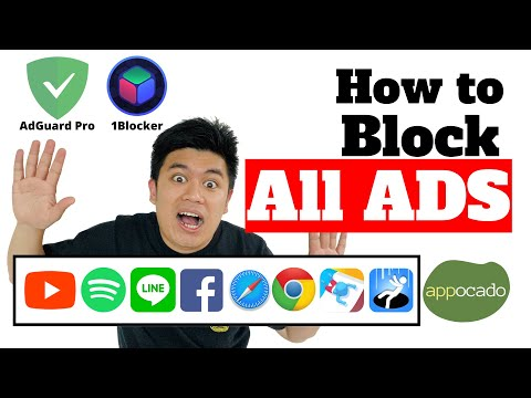 HOW TO BLOCK ALL ADS | BEST AD BLOCKERS