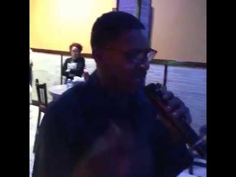 Mediterranean Cafe Karaoke w/Ra.Free