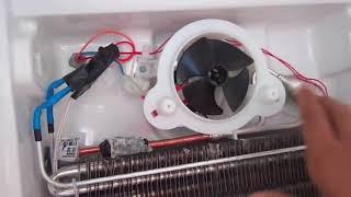 Refrigerador brastemp clean não gela parte de baixo