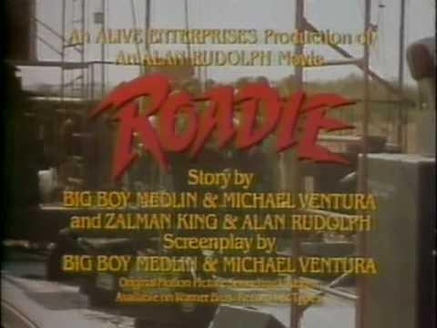 Roadie 1980 TV trailer