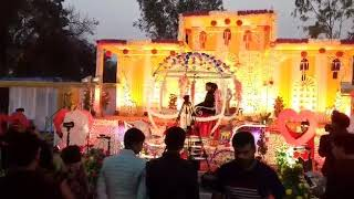 Best bride groom entry  globe baggi spring dance and events  Udaipur 9828315806