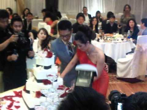 Nguyễn hồng nhung - rạng rỡ trong ngày cưới