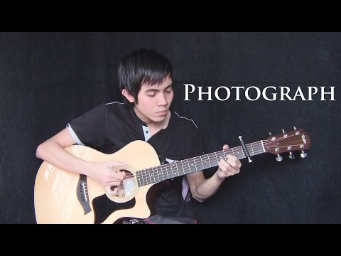 Photograph - Ed Sheeran (fingerstyle guitar cover)