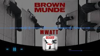 BROWN MUNDE - M Watt Remix | AP DHILLON | GURINDER GILL | SHINDA KAHLON | GMINXR