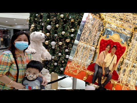 CHRISTMAS DECORATION 2020/MALL Of EMIRATES DUBAI(buhay abroad)