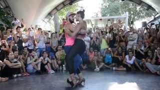 Daniel y Desirée [Bachata Sensual] @ Dancin Fusion 2015