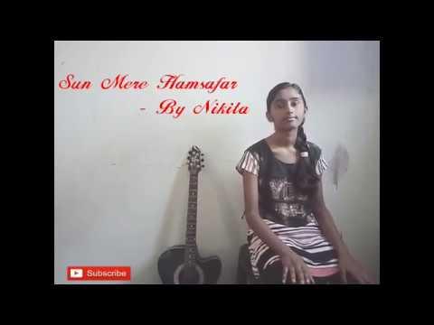 sun-mere-humsafar-female-|-badrinath-ki-dulhania-|-nikita-srivastava