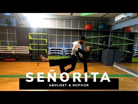 Senorita Salsa Cover | Camila Cabello | Shawn Mendes | Leaps N Beats | Abhijeet | Noopur