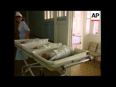 Russia - Health department predicts baby boom