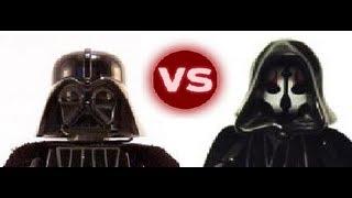 Lego Starwars: Darth Vader Vs Darth Nihilus