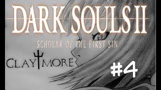 Dark Souls 2 SOTFS - Teresa do Sorriso Aparente #4 - Skeleton Lord e Bola de Carne Izi!!
