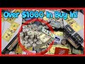 I put Over $1000 into the High Limit Coin Pusher! Was it ...