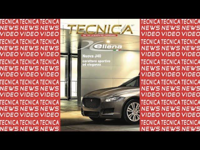 Tecnica Luglio 2020 Tecnicanews Video