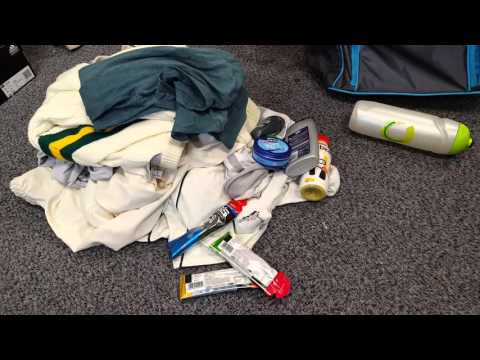 What's in Amos's Kit Bag