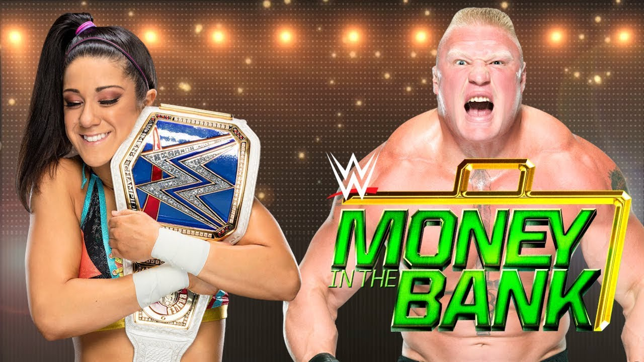 WWE Money In The Bank 2019: The Return Of Brock Lesnar And 5 Potentially Huge Surprises